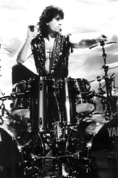 Cozy Powell - the man who invented metal drumming