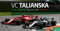 Formula 1 Veľká cena Talianska 2019 – program a výsledky (VIDEO) Motosport, Red Bull Racing, Monte Carlo, Alfa Romeo, Formula 1, Grand Prix, F1, Programming, Hamilton