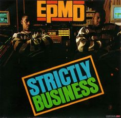 """""""You never fast-forward though an EMPD album...nor none of the albums made back then neither."""" #epmd"""