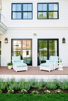 Awesome Perfect For Mornings, Evenings, And Anytime In Between, The Back Deck Of