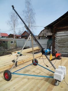 Farm Projects, Welding Projects, Diy Wood Projects, Garage Hoist, Mechanical Engineering Projects, Outside Storage Shed, Welding Cart, Log Cabin Designs, Diy Cabin
