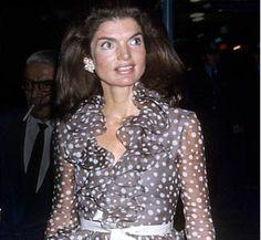 Style Icon: Jacqueline Kennedy Onassis