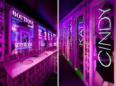 PAROLIO LE BOUTIQUE CLUB WOMENS BATHROOM 960