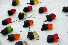 how to make chewy gummy bears
