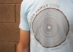 Reunion shirt idea.