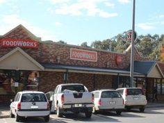 Food works in Yea Food Words, Victoria, Australia, Explore, Exploring