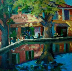Afternoon in Provence - Susan Westmoreland