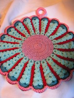 From Crochet with Tamara