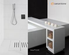 Aunque las encimeras de cocinas y baños son la aplicaciones más frecuentes, también se pueden revestir paredes y otras superficies e incluso crear tableros para mesas.