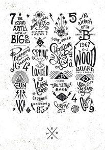 Vintage illustration — Designspiration