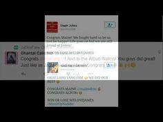 Different Fandoms Congratulates Maine Mendoza