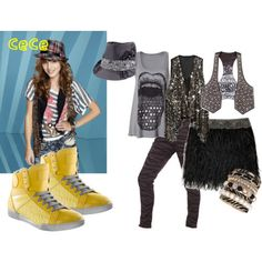 Shake It Up- Clothes - shake-it-up Photo Cute Fashion, Teen Fashion, Fashion Outfits, Fashion Ideas, Sleepover Outfit, Disney Inspired Fashion, Inspired Outfits, Tv Show Outfits, Oufits Casual