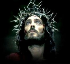"Robert Powell as Jesus Christ in ""Jesus of Nazareth"" (1977)"