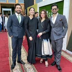 Pakistani Celebrities At The National Short Film Festival Awards Pakistani Girl, Pakistani Actress, Short Film Festivals, Cute Love Gif, Aiman Khan, Celebs, Celebrities, Beauty Queens, Couple Goals