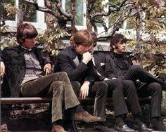 The Beatles, May 1966
