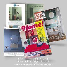 Cose di Casa - Home - Giugno 2018  #cerasa #design #homedesign #magazine #interiordesign