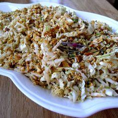 stuph•from•steph: . . . ramen salad 2.0 . . .