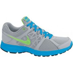 Pantofi sport barbati Nike Air Relentless 2 gri cu albastru cfd2d04362bf0
