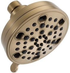 Delta 52638-20-PK Multi-Function Shower Head with H2Okinetic Technology
