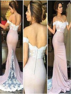 Popular charming bridesmaid dress, long gorgeous bridesmaid dress,cheap prom dress, lace bridesmaid dress, wedding party dress, occasion dress,BD1721