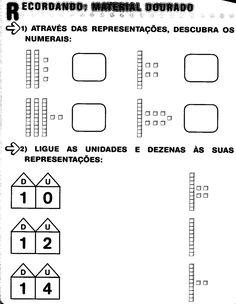 ♥ ♥ ♥ Cantinho da Profe Adri ♥ ♥ ♥: ♥ Matemática - Dezenas/atividades