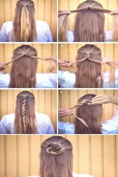#Easy #hairstyles #diy #easy hairstyle ecemella medium length super ideas easy hair diy for 70 70 Super Easy DIY Hairstyle Ideas For Medium Length Hair  EcemellaYou can find Easy hairstyles and more on our website Haircuts For Wavy Hair, Box Braids Hairstyles, Winter Hairstyles, Trending Hairstyles, Hairstyle Ideas, Cool Hairstyles, Easy Hairstyle, Medium Hair Styles, Curly Hair Styles