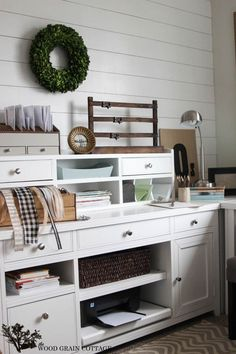 Office Changes and Room Inspiration