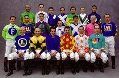 Jockeys of the Kentucky Derby