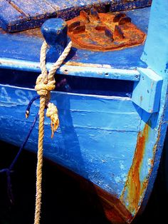 Detail of a boat | Flickr - Photo Sharing!