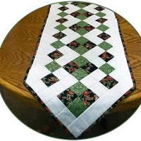 Quilting : Christmas Table Runner