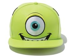 Mike Wazowskil 59Fifty Fitted Cap by NEW ERA x PIXAR