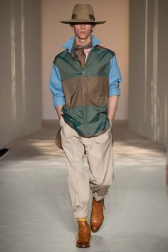 Dunhill Spring 2016 Menswear - Collection - Gallery - Style.com