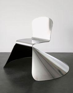 Reflektierender Stuhl #stuhl #chair #designinspiration #chairdesign