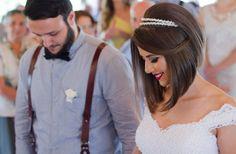 O que será que a noiva e o noivo pensam sobre a entrada mais esperada da cerimônia? O que passa em suas cabeças? (continue lendo...)