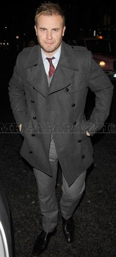 I love British men and their style.. :)