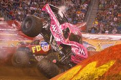 OUCH!!!!  That's gonna leave a mark Madusa