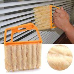 1 pcs Seven Tooth Blinds Window Cleaning BrushWashing Windows ₪9.90