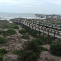 Fernandina Beach pier