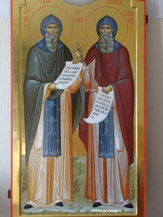 + ИКОНОПИСНАЯ МАСТЕРСКАЯ КРАСНОДАРА+   VK Byzantine Art, Orthodox Icons, Ikon, Saints, Painting, Painting Art, Paintings, Painted Canvas, Icons