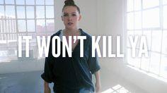 THE CHAINSMOKERS - It Won't Kill Ya | Kyle Hanagami & Haley Fitzgerald C...
