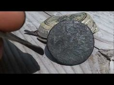 Metal Detecting - 1700's Big Copper Coin
