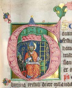 Missale festivum - Missale des Petrus Krüger für den Emmeramer Abt Ulrich…