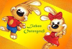 Lieben Ostergruss