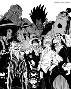 Capone Bege Monkey D Luffy Alliance One Piece