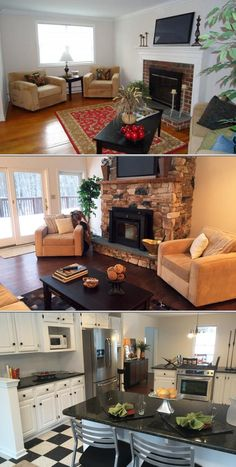 Try Out The Services From One Of The Professional Home Staging Companies  That Also Offer Redesigning