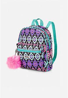 Southwest Sparkle Mini Backpack