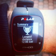 The Polar M400 – Discover new fitness wearable