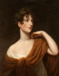 Elizabeth Searle as Miranda. John Opie (English, 1761-1807). Oil on canvas. Tabley House.