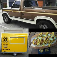 If you miss the bright yellow trailer you might see the f100 towing it around the Gold Coast this weekend. Cleaned and ready to go. #macfromwayback #macncheese #streetfood #foodtruck #foodtrailer #burger #hotdog #originalmacandcheese #brisbanefoodtrucks #goldcoastfoodie #goldcoastfoodtrucks by mfwayback