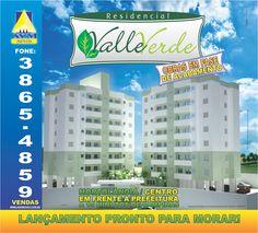 Folheto Valle verde  - AVM Imóveis